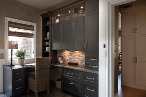 EK&B designs more than kitchens. Browse our Beyond The Kitchen gallery to find remodeling ideas for your laundry room, home office, entertainment center, library, closets, mudroom, …and beyond! Don't hesitate to call us at 904.614.2578 if you've got a unique project in mind.